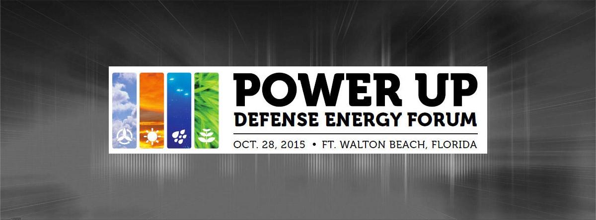 Power Up Defense Energy Forum