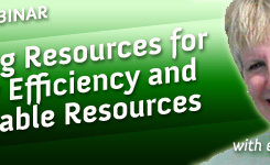 Funding Resources for Energy Efficiency and Renewable Resources