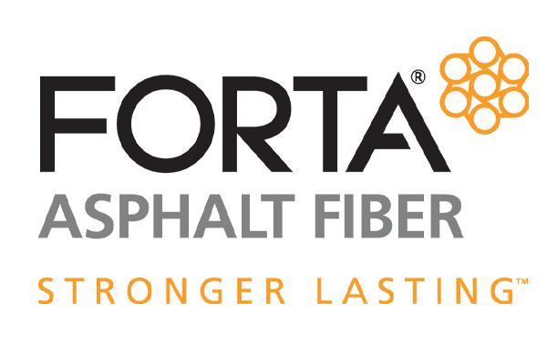 Forta Asphalt Fiber logo