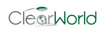 ClearWorld LED logo