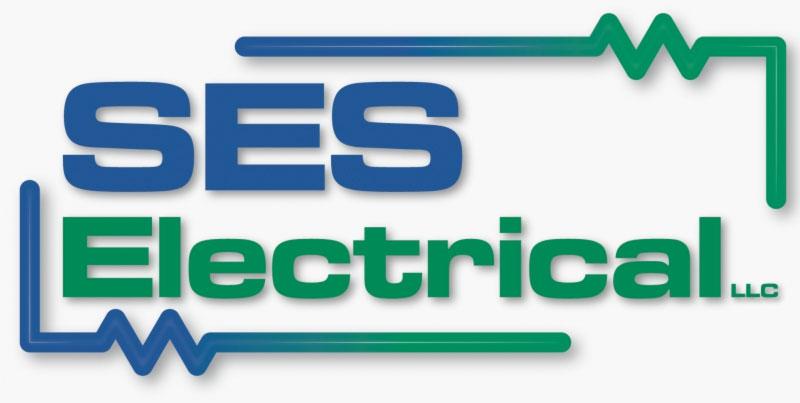 SES Electrical logo
